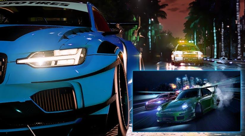 Need For Speed – Une série d'arcade et d'anthologie